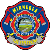 City of Minneola Fire Department Uniform Patch